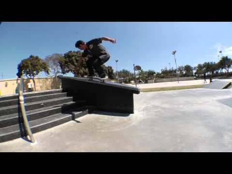 30 seconds with Sammy Montano at Gardena Park
