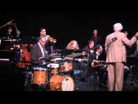 Lester Leaps In - Featuring Matt Wilson and Paul Ceglio with the Hofstra Jazz Ensemble