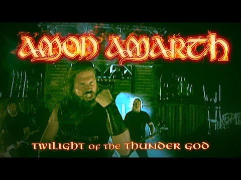 "Amon Amarth ""Twilight Of The Thunder God"" (OFFICIAL VIDEO)"