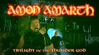 Клип Amon Amarth - Twilight Of The Thunder God