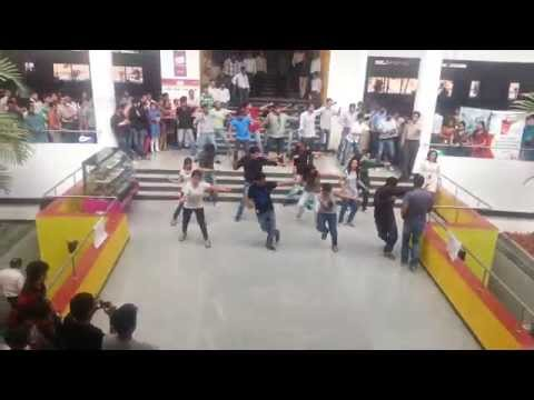 Flash Mob Wipro Hyderabad Campus Jan 2013.mp4