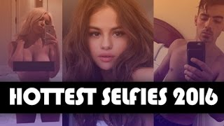 16 HOTTEST Celeb Selfies & Instagrams Of 2016