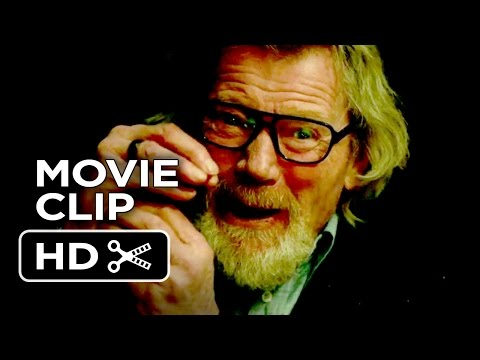 Tusk Movie CLIP - Itsy Bitsy Spider (2014) - Kevin Smith Walrus Horror Comedy HD