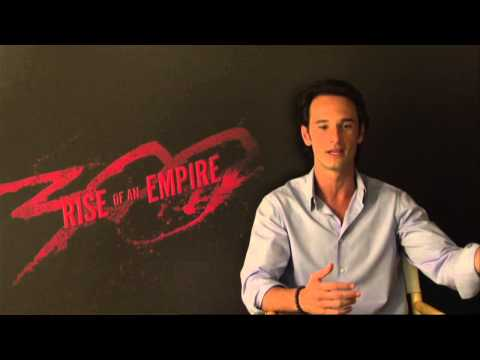 300: Rise of an Empire (2014) Exclusive Rodrigo Santoro Interview [HD]