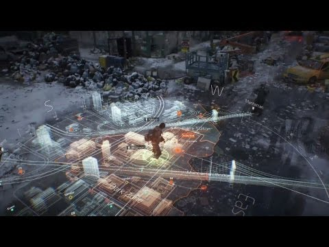 Tom Clancy's The Division - E3 2013 Stage Demo