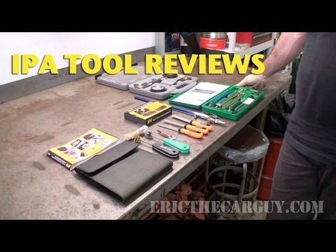 IPA Tool Reviews -EricTheCarGuy