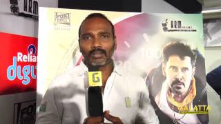 Vikram strain so much for his characters – Vijay Milton