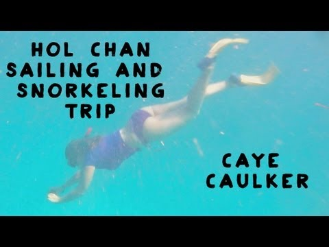 Hol Chan Sailing and Snorkeling Trip, ...