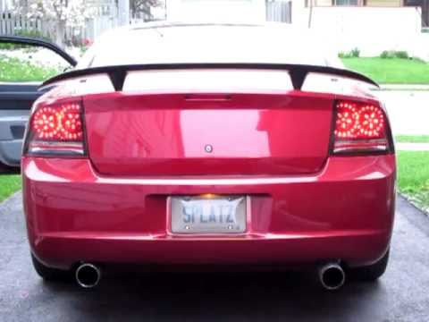 Dodge Charger Sequential Tail Lights Youtube