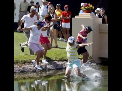 2010 Kraft Nabisco Championship Yani Tseng Video