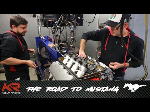 The Road to Mustang part three - Inside Kelly Racing