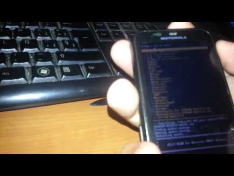 actualizar motorola defy a android 4.1.2 cyanogenmod 10