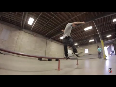 Street League 2012: Practice Session at Sean Malto's TF