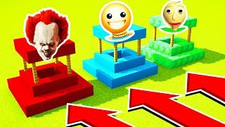 DO NOT CHOOSE THE WRONG WELL (BALDI,PENNYWISE,KICKTHEBUDDY)(Ps3/Xbox360/PS4/XboxOne/PE/MCPE)