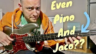 The riff EVERY bass player gets wrong (even Pino and Jaco)
