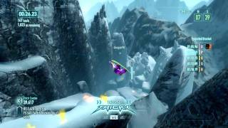 EA SPORTS SSX_ Take Flight Gameplay Trailer [Wingsuit Race]