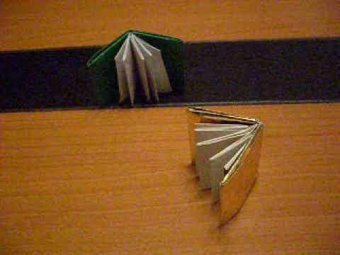 A4 Origami Book