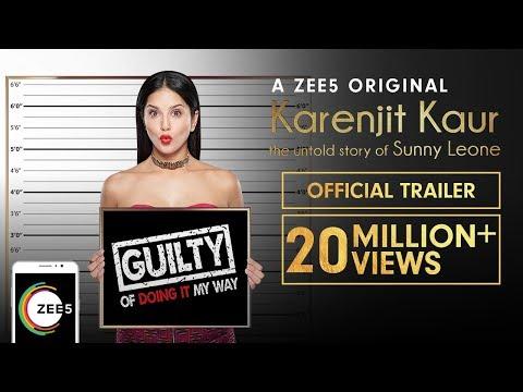 Karenjit Kaur: The Untold Story of Sunny Leone   Uncut Trailer   Now Streaming on ZEE5 thumbnail