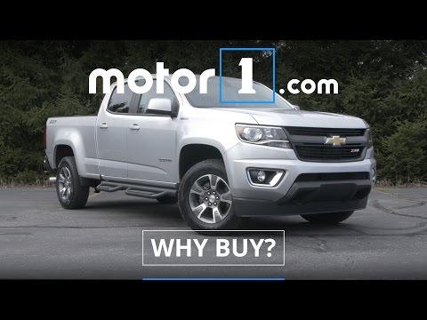 2016 Chevrolet Colorado Diesel | Why Buy?
