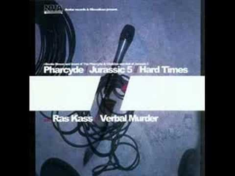 The Pharcyde  &  Jurassic 5 - Hard Times Music Videos