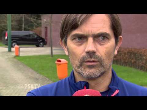 Phillip Cocu wil 2015 besluiten met zege op PEC