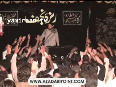 Zakir Taqi Abbas Qayamat 6 October 2013 Shahadat Imam Husaain As Qilla Bhattianwala Mureedke video