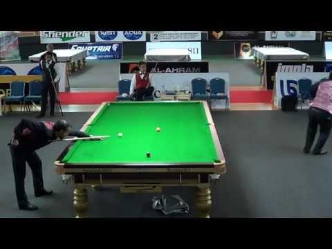 6Reds Quarter Frame: Jamie Clark vs. Mohsen Bukshaisha