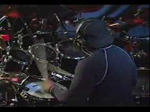 Carter Beauford - Tripping Billies (Studio)