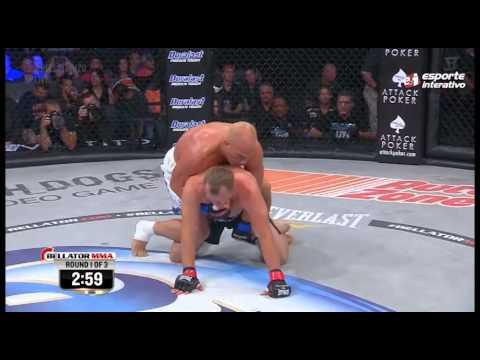 Tito Ortiz finaliza Alexander Shlemenko em seu retorno ao MMA