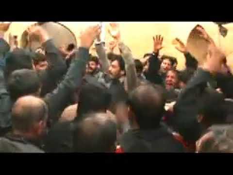 Zakir Waseem Abbas Baloch Moula Ali a.s ka ghar ma matam ka pursa daty hovay