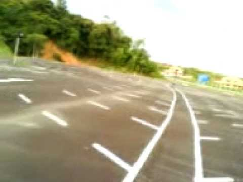First Motorcycle Ride video