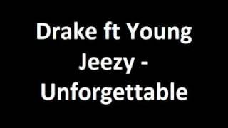 Watch Drake Unforgettable video
