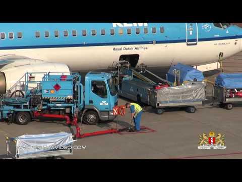 KLM Schiphol Observation Special (7.5.13 - Day 1100)