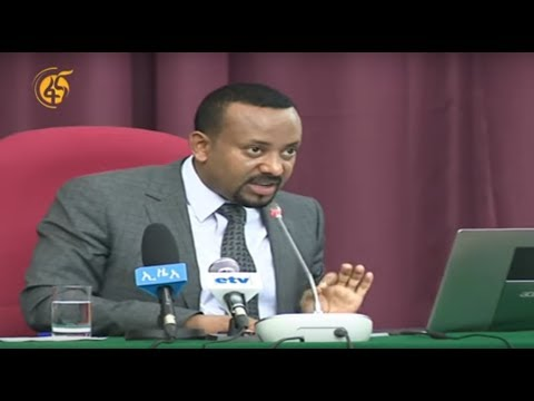 PM. Abbey Ahmed Answers Questions In Regard Of Increasing Development In the Country - በሀገሪቱ እየታየ ያለ