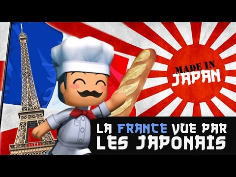MADE IN JAPAN S01E02 : La France vue par les Japonais