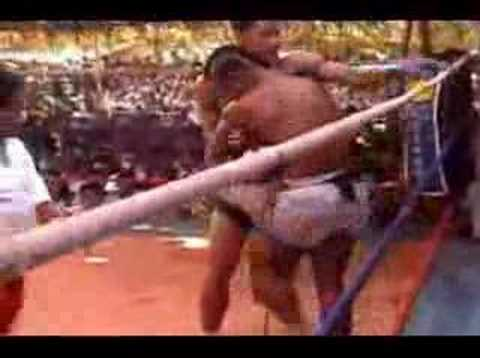 Myanmar Lethwei, Lone Chaw vs. Saw Shark