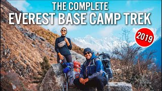 The Complete Everest Base Camp Trek 2020: 12 Days, 130km, 5,380m