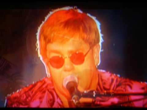 Elton John LIVE at Woburn Abbey 2000 - #7 The One