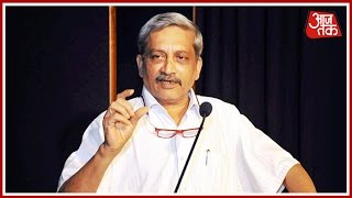 100 Sahar 100 Khabar: Manohar Parrikar Sworn In As The Chief Minister Of Goa For The Fourth Time