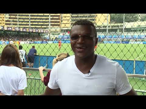 In-depth interview with French World Cup winner Marcel Desailly