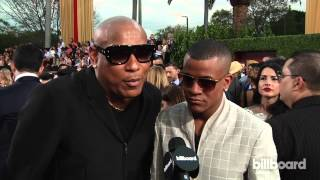 Gente de Zona: 2014 Billboard Latin Music Awards Red Carpet