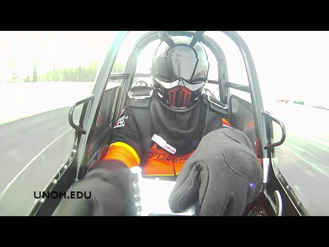 Drag Club Dragster GoPro