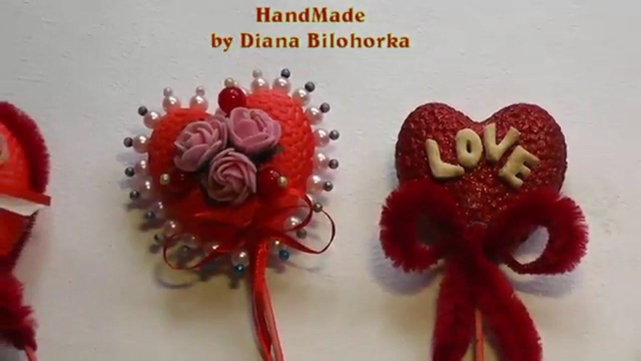 Подарки для всех на 14 февраля своими руками