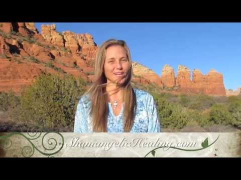 Sedona AZ Healing Retreats & Spiritual Retreats | Shamangelic Healing with Anahata