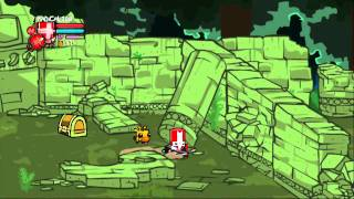 How To Level Up Quickly On Castle Crashers!!!