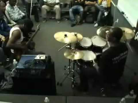 Nathaniel Townsley @ Drummers Collective