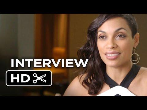 Top Five Interview - Rosario Dawson (2014) - Comedy Movie HD