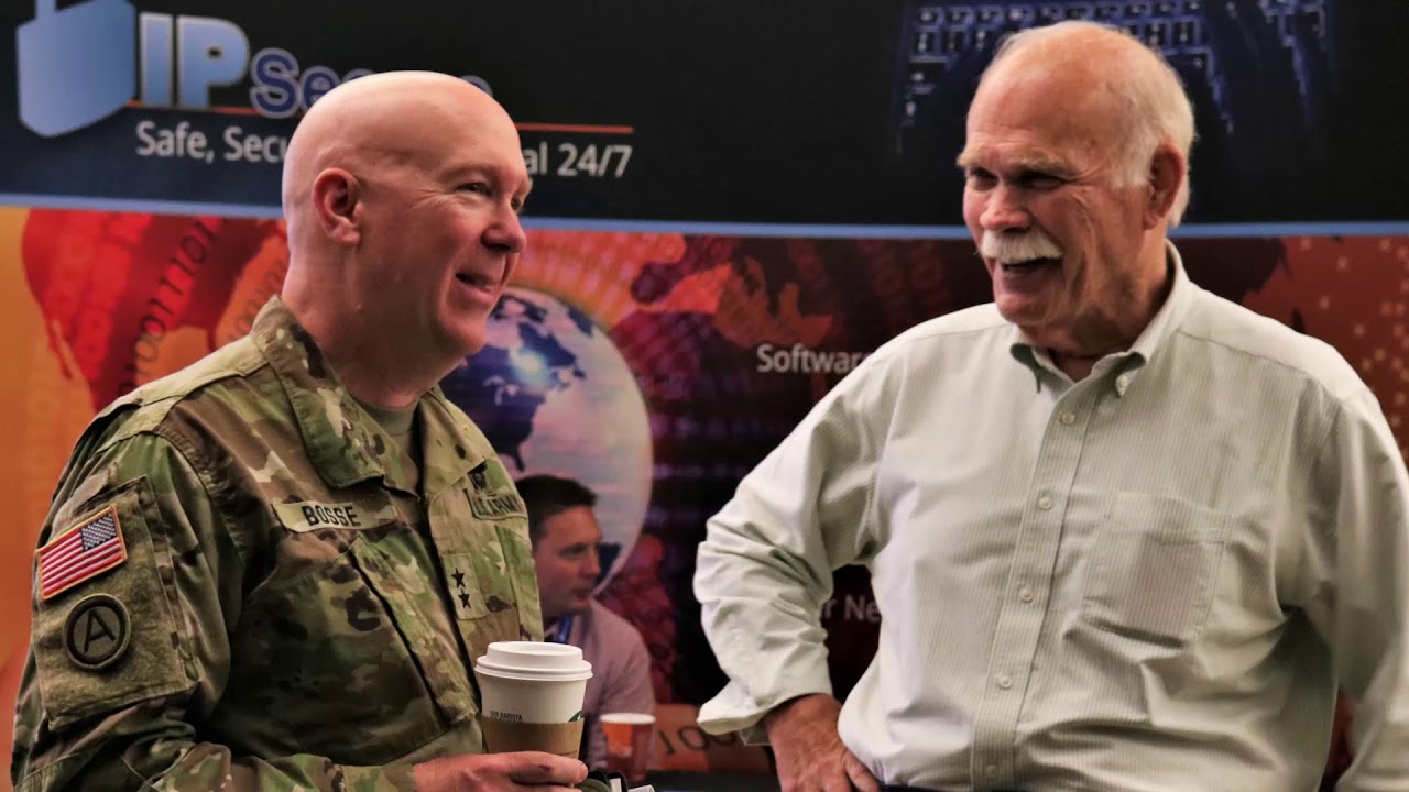 Taking place in San Antonio at the University Texas at San Antonio this year, Cyber Endeavour is an annual Department of Defense, sponsored a conference that brings together military and civilian practitioners from across government, industry, and academia to address the nexus of cyberspace and national security. Cyber Endeavour is an interactive, working level event for leaders and operators to discuss the most critical Cyber challenges facing our nation and armed services, and to identify potential solutions. Cyber Endeavour is a two-part event that consists of a Leadership Symposium and Cyber-X games. The Leadership Symposium is three days of presentations and panels by authorities from government, services, academia, and industry. Cyber-X Games is a co-located seven-day operational exercise where participants are challenged in scenarios relevant to the topics discussed in the symposium.(U.S. Army Reserve video by Master Sgt. Anthony Florence)
