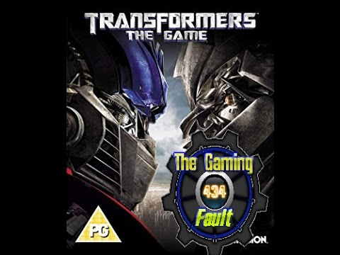 #7.Transformers Games Review part 2: Transformers the movie 2007 by William Cosh