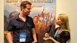 The Settlers: Kingdoms of Anteria Interview (Gamescom '14)